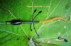 Adapter Wurm Rig (Medusa-MonsterKrake)-Euro-Som